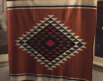 Native American Blanket/Wall Hanging