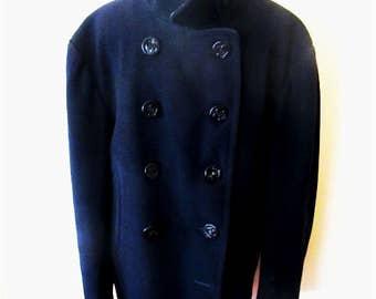 1940 Pea Coat jacket