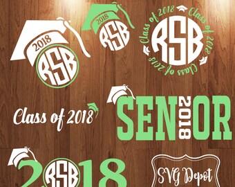 Seniors, Class of 2018 Svg group, digital file, tshirt svg, mockup svgssvg cut files