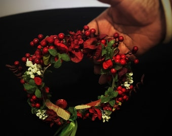Custom Berry Crown