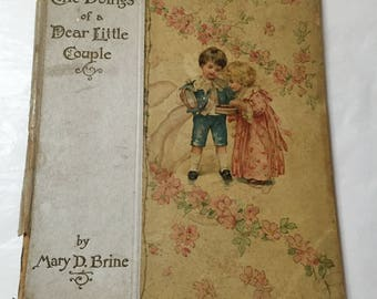 Vintage Children's Book, Antique Children's Book, Rare Book, Victorian Era Book