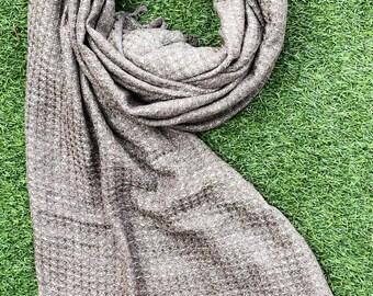 Handmade cashmere pashmina scarf