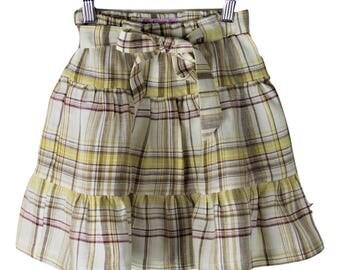 Gypsy linen skirts