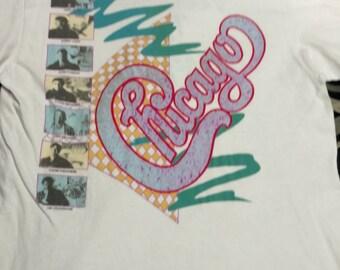 1989 Chicago Victorious Tour Vintage Concert T Shirt