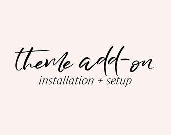 Theme Installation + Setup // WordPress Add-On
