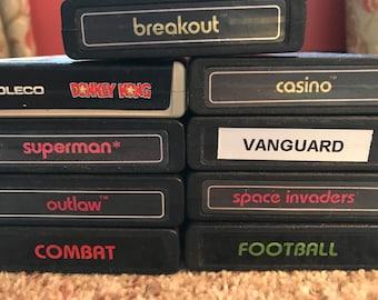 Atari Video Games