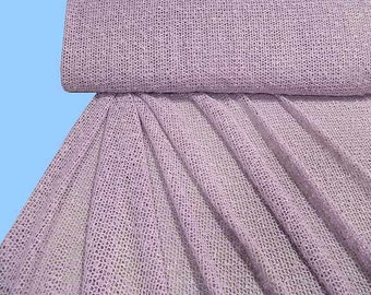 KNIT lilac 2.WAHL!