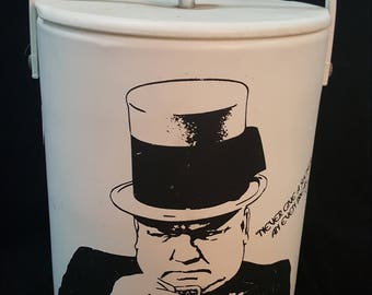 W. C. Fields Ice Bucket Cooler