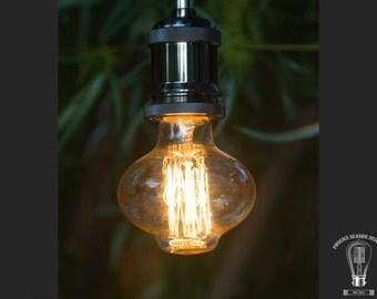 Vintage Edison Style Retro Tungsten Filament G80DR - 110V/40W Bulb