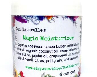 Magic Moisturizing Cream, Facial Moisturiser, Face Cream, Cold Cream, Vegetarian