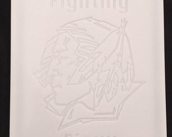 Fighting Sioux Cutting Board