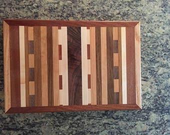 Cutting Board, serving board, wood,