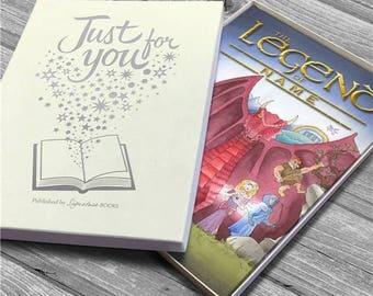 The Legend of... Children's Book