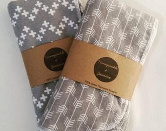 100% Cotton Flannelette Swaddle Wrap