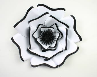 """X-Large, giant paper flower, large paper flower, big paper flower for any occasion """"AMELIA"""""""