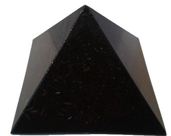 Shungite Pyramid (EMF Protection)
