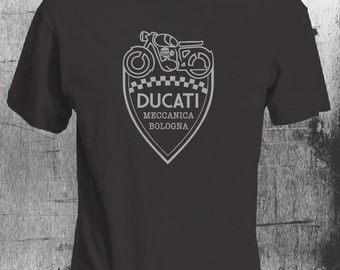 T-197 t-shirt DUCATI MECCANICA