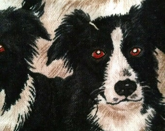 Border Collie Dog Coasters