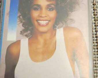 Whitney 1987 Cassette Tape