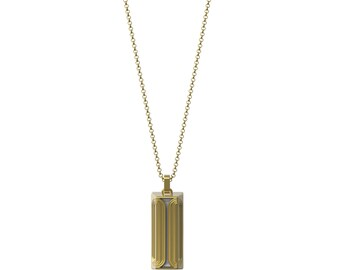 Fitbit Alta transformed into a pendant