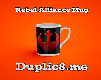 Rebel Alliance mug