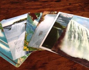 Niagara Falls vintage postcards