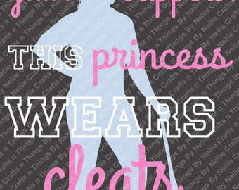 Forget the glass slippers SVG