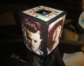 Stranger Things Tissue Box Topper
