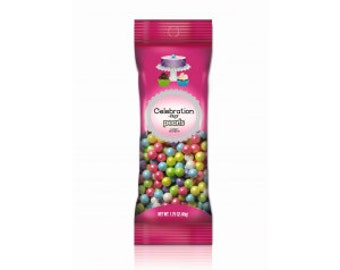 Celebration Pearls Shimmer Spring Mix 1.75 Oz