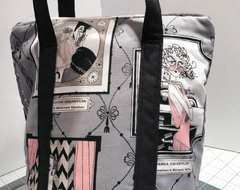 Ghastly Victorian Portraits Insulated Lunch Bag
