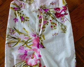 Floral Romper, Toddler Summer Outfit, Toddler Girls Gifts, Handmade Kids ClothsFloral Toddler Romper, Toddler Girls Outfit, Girls