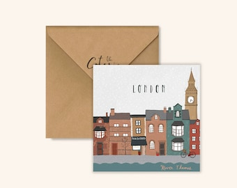 London by Chloe Joyce Designs