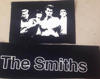 PATCH The Smiths Morrissey SET