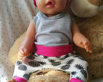 Baby #prematuur # premium baby set. Gift set. Baby shower. Leggings + hat. Leggings + hat.  Ready to ship!