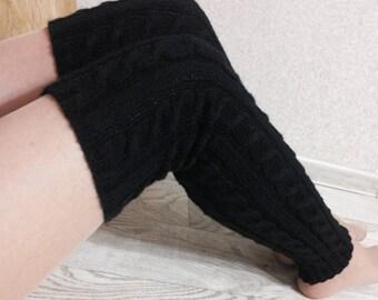 Gaiters woman knitted  Гетры женские вязаные
