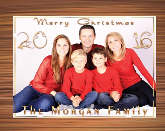 Photo Christmas Cards Photo Holiday Cards Be Joyful Printable Christmas Cards Red Christmas Card Christmas Printable Cards Xmas Cards