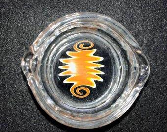 Wig Wag Tall Glass Dish