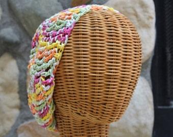 Sherbet Summer Hat