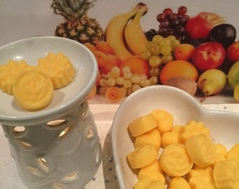 Grapefruit, Orange & Lemon Peel  Highly Fragranced Soy Wax Melts
