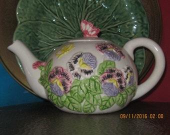 The Ultimate Spring Tea Pot !