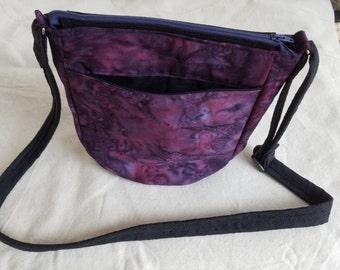 Concealed Carry Purse Pattern Messenger Crossbody Bag