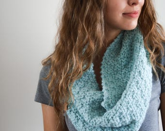 READY TO SHIP   The Willa Cowl   Knitted Cowl   Knitted Scarf