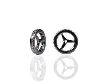 SDC-1270 Roundels Diamond Charm