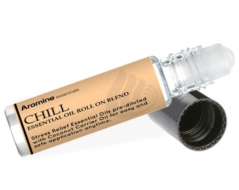 Chill Essential Oil Roll-On, 10ml