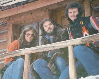 America vinyl record album, America Hideaway vintage vinyl record