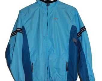 NIKE WINDBREAKER Jacket vintage 90s 80s sport runners jacket