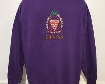 Vintage Guess Sweatshirt XL
