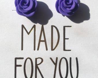 Rose Budz purple