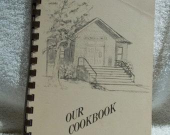 OUR COOKBOOK   Wiley Colorado  1980