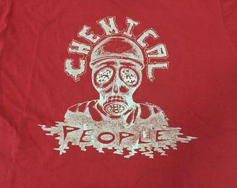 Vintage 80's Chemical People